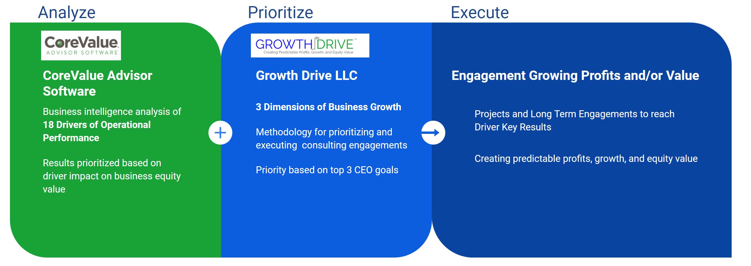 Analyze Prioritize Execute