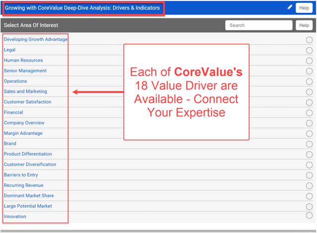 PocketExperts CoreValue Area-1
