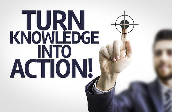 business consultant action