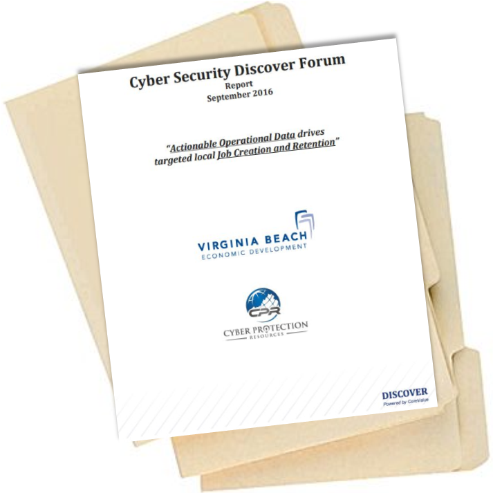 VA Beach Cyber Security Discover Forum